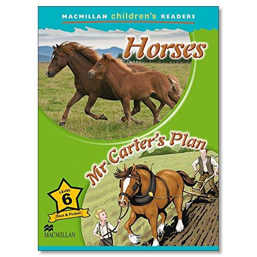 9780230460447: MCHR 6 Horses (Macmillan Children's Readers) - 9780230460447