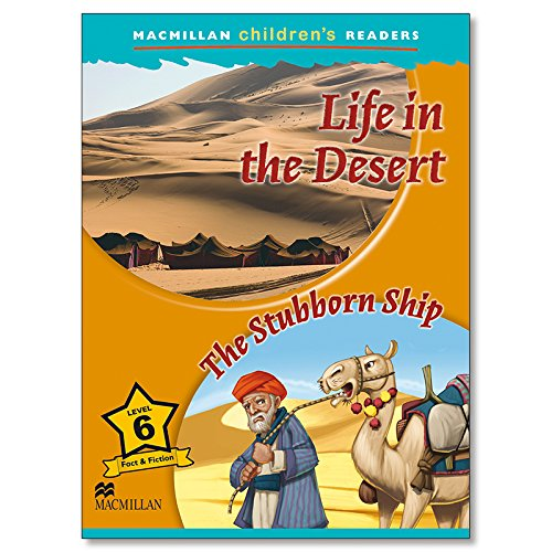 9780230460454: MCHR 6 Life in the Desert (Macmillan Children's Readers)