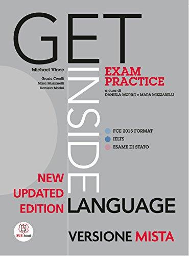 9780230460553: Get inside language. A1-B2. Student's book-Exam practice. Per le Scuole superiori. Con espansione online [Lingua inglese]