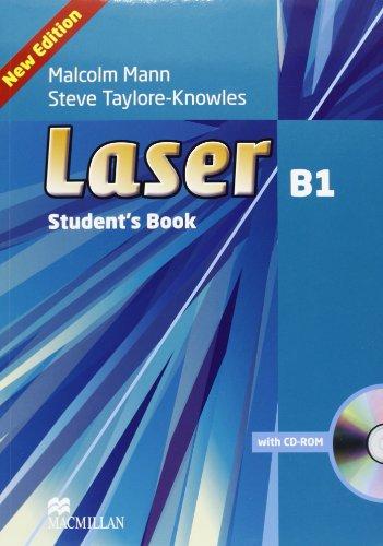 9780230460577: Laser. B1. Student's book-Workbook. Con espansione online. Per le Scuole superiori