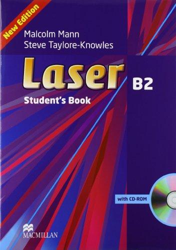 9780230460683: Laser. B2. Student's book-Workbook. Per le Scuole superiori. Con espansione online