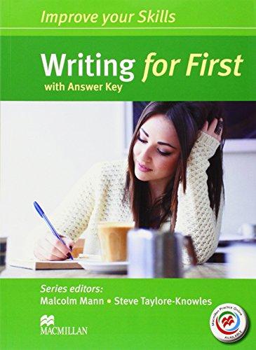 9780230460911: FCE skills writing. Student's book. With key. Con e-book. Con espansione online. Per le Scuole superiori