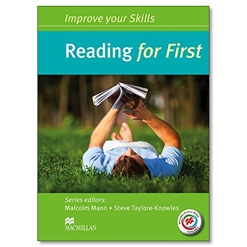 9780230460928: Improve Your Skills: Reading for First Student's Book without Key & MPO Pack