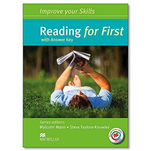 9780230460935: Improve Your Skills for First (FCE) Reading Student's Book with Key & Macmillan Practice Online