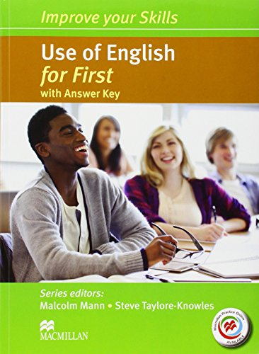 9780230460942: Improve Your Skills for First (FCE) Use of English Student's Book with Key & Macmillan Practice Online