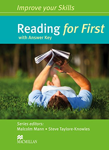 IMPROVE SKILLS FIRST Reading +Key Pack (Improve Your Skills): Mann, M; Taylore-Knowles, S.