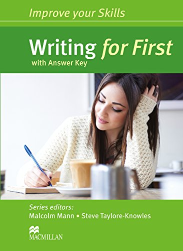 9780230460966: IMPROVE SKILLS FIRST Writing +Key Pack (Improve Your Skills)