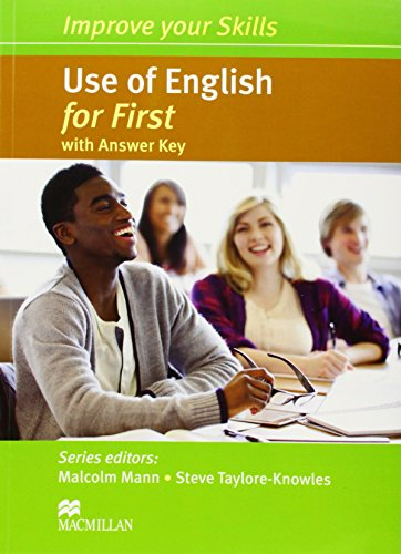 9780230460973: Improve Your Skills: Use of English for First Student's Book with Key