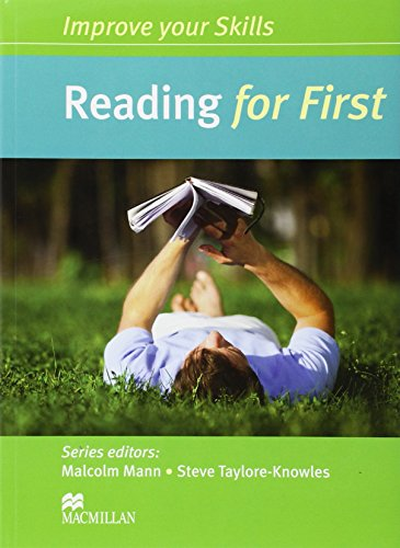 9780230460980: Improve Your Skills: Reading for First Student's Book without Key