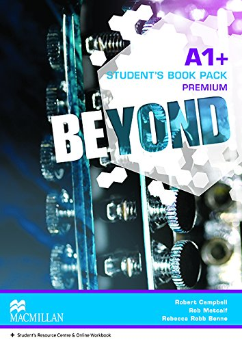 9780230461024: Beyond A1+ Student Book pack Premium