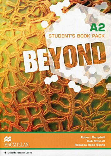 9780230461123: Beyond A2+ Student Book pack