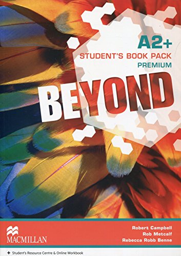 9780230461222: Beyond A2 + Students Book Premium Pack