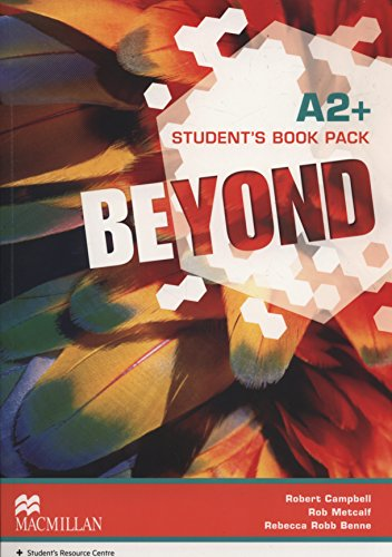 9780230461239: Beyond Level A2+ Students Book Pack