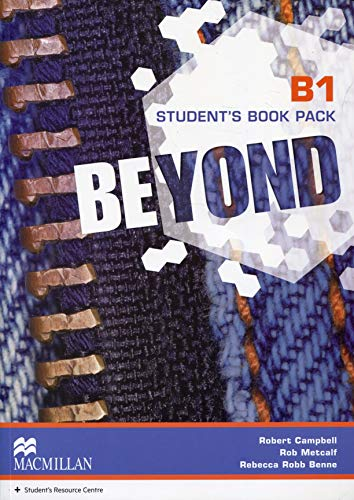 9780230461321: Beyond B1 Students Book Pack