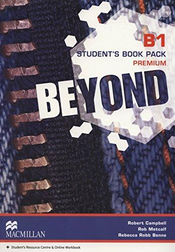 9780230461338: Beyond B1 Student's Book Premium Pack