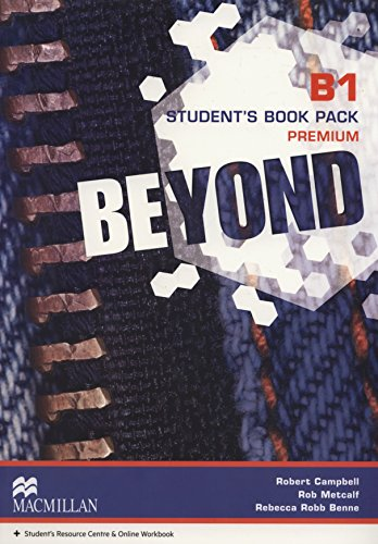 9780230461338: Beyond B1 Student's Book Premium Pack Pre-Intermediate