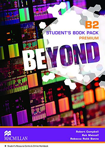 9780230461529: Beyond B2 Student Book Pack Premium