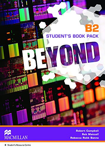 9780230461536: Beyond B2 Student's Book Pack