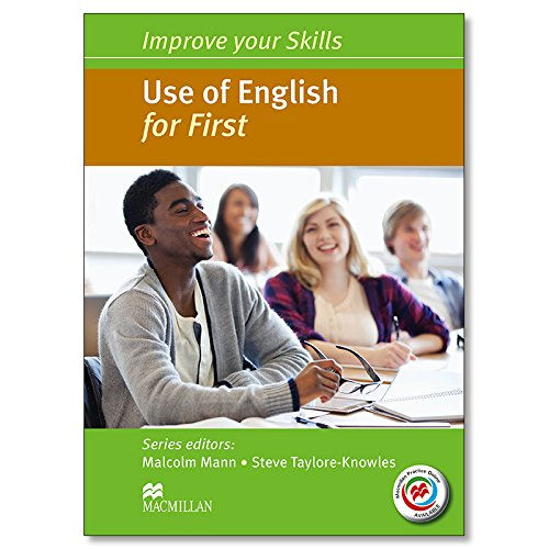 9780230461871: Improve Your Skills for First (FCE) Use of English Student's Book without Key with Macmillan Practice Online