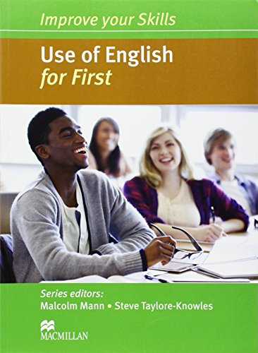 9780230461925: IMPROVE SKILLS FIRST Use of Eng-Key Pk (Improve Your Skills)