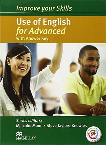 9780230461970: Improve your Skills: Use of English for Advanced Student's Book with key & MPO Pack: Use of English for Advanced Student's Book with Key & MPO Pack (Cae Skills)