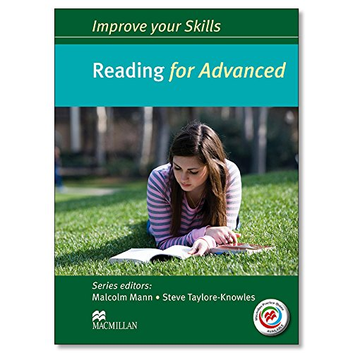 9780230461987: Improve Your Skills: Reading for Advanced Student's Book without Key & MPO Pack (Cae Skills)