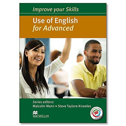 Improve Your Skills: Use of English for: Malcolm Mann