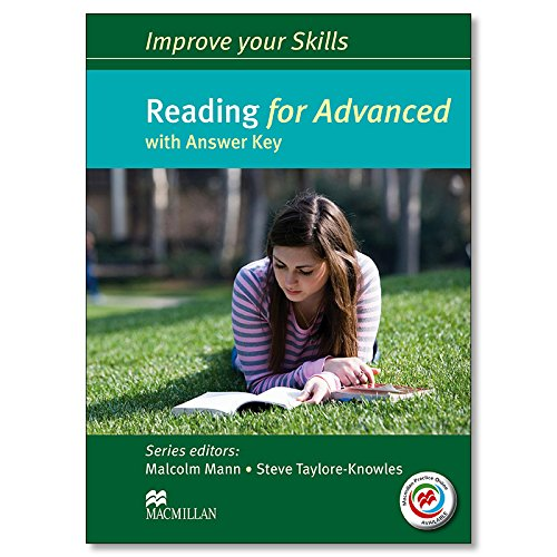 9780230462007: Improve Your Skills: Reading for Advanced Student's Book with Key & MPO Pack (Cae Skills)