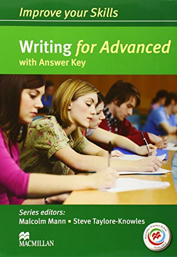 9780230462021: Improve Your Skills for Advanced (CAE) Writing Student's Book with Key & Macmillan Practice Online