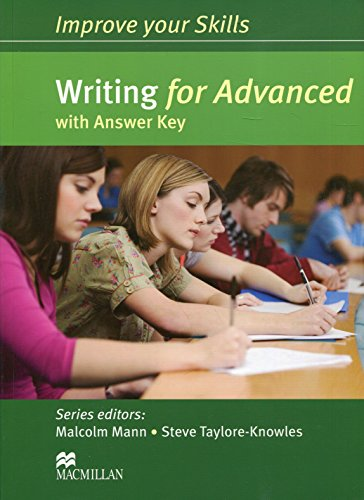 9780230462038: IMPROVE SKILLS ADV Writing +Key Pack (Cae Skills)