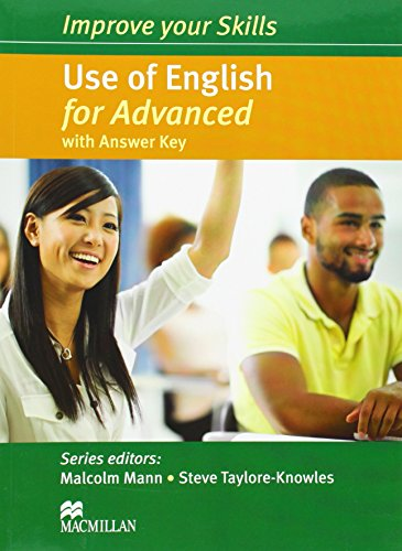 9780230462052: Improve Your Skills: Use of English for Advanced Student's Book with Key (Cae Skills)
