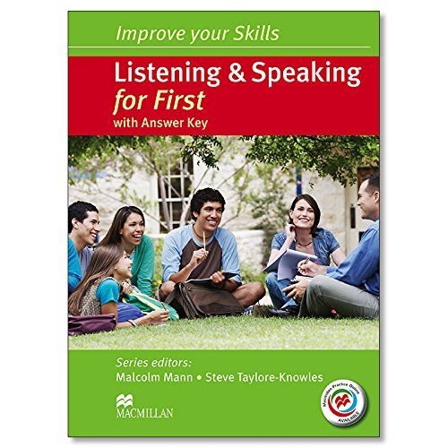 9780230462809: Improve Your Skills Listening Speaking for First (With key + MPO)