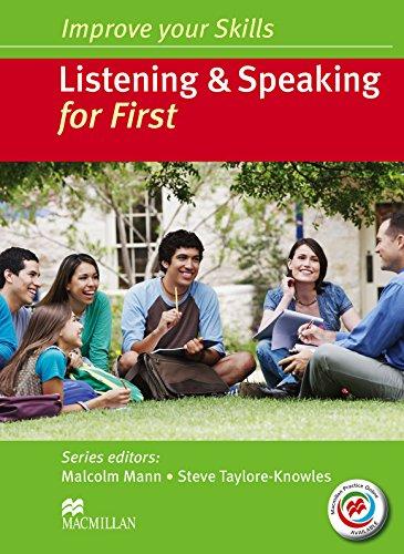 Improve Your Skills: Listening & Speaking for: Malcolm Mann