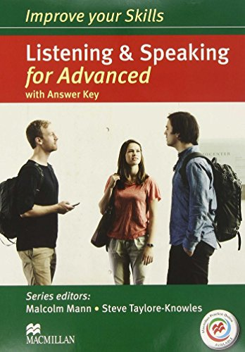 Improve Your Skills: Listening & Speaking for Advanced Student's Book with Key & MPO ...