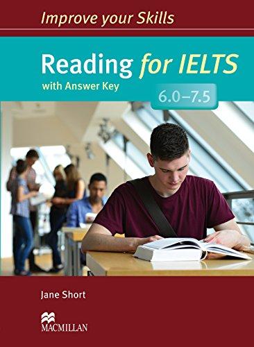 Improve Your Reading Skills For Ielts 6-: Short, Jane