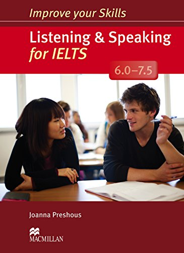 9780230463431: Improve Your Skills Listening and Speaking for IELTS 6.0-7.5 no key