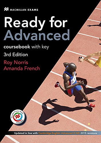 9780230463677: Ready for Advanced Coursebook with Key, 3rd Edition (Ready for Advanced 3rd Edition)