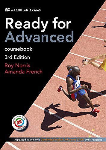 Ready for Advanced 3rd edition Student's Book: R Norris, a