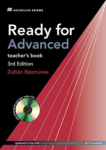 9780230463714: Ready for Advanced 3rd Edition Teacher's Book Pack