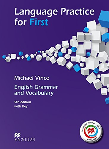 9780230463752: LANG PRACTICE FOR FIRST Sb(MPO)+Key 5th (Language Practice New Edition)
