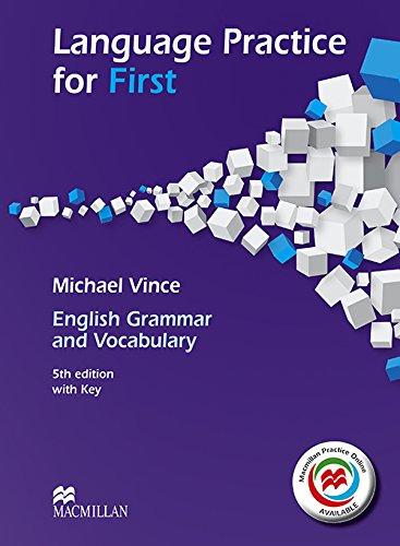 9780230463752: New first certificate language practice. Student's book. With key. Cone-book. Con espansione online. Per le Scuole superiori