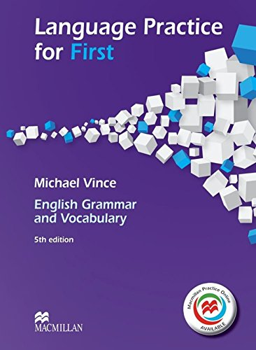 9780230463769: Language Practice for First 5th Edition Student's Book and MPO without key Pack