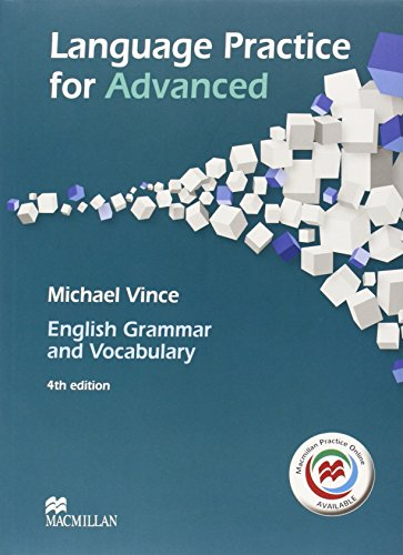 9780230463806: Language Practice for Advanced 4th Edition Student's Book and MPO without Key Pack