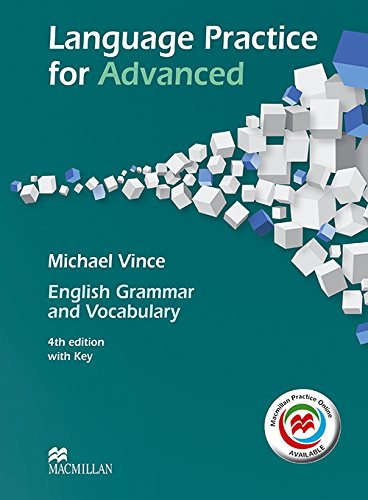 9780230463813: Language Practice for Advanced 4th Edition Student's Book and MPO with key Pack