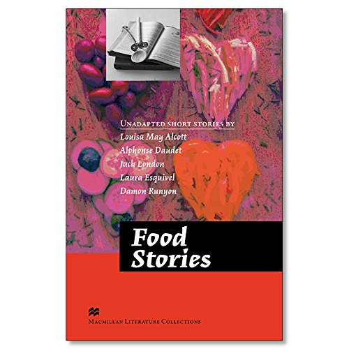 9780230463912: Macmillan Readers Literature Collections Food Stories Advanc