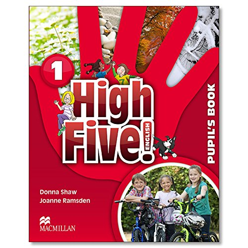 9780230463936: HIGH FIVE ENG 1 ALUM PACK