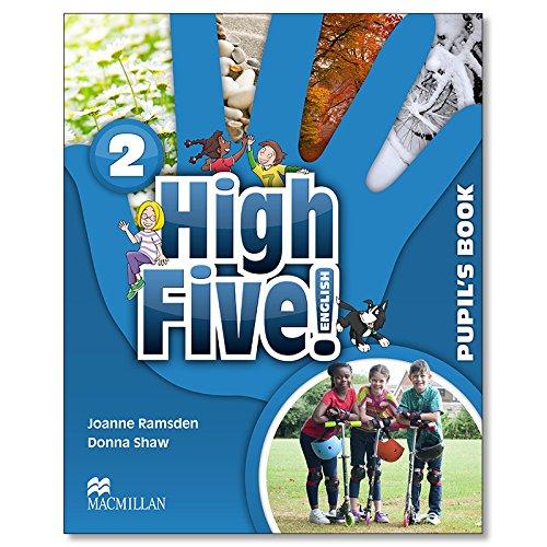 9780230464018: HIGH FIVE ENG 2 ALUM PACK