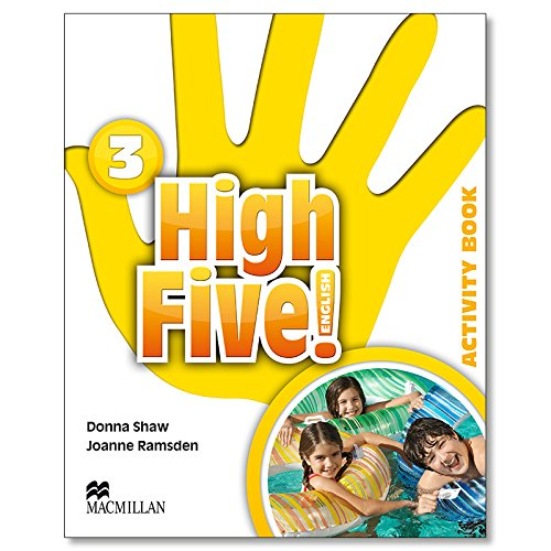 9780230464087: HIGH FIVE ENG 3 EJER PACK