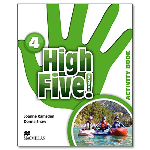 9780230464506: HIGH FIVE! ENG 4 Act Pack