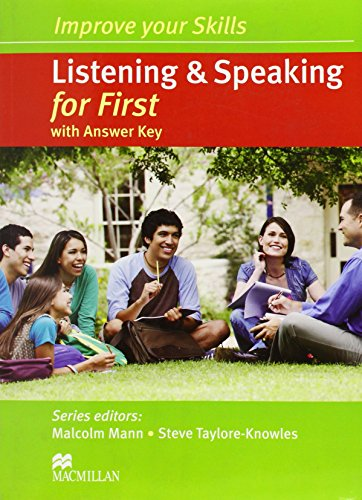 9780230464650: Improve Your Skills Listening Speaking for First SB with key